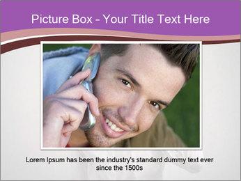 Handsome man PowerPoint Templates - Slide 16