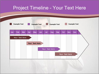 Handsome man PowerPoint Templates - Slide 25