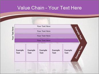 Handsome man PowerPoint Templates - Slide 27