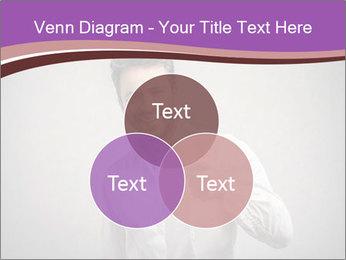 Handsome man PowerPoint Templates - Slide 33