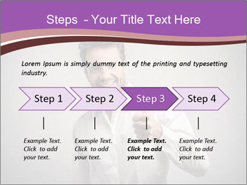 Handsome man PowerPoint Templates - Slide 4