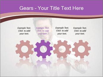 Handsome man PowerPoint Templates - Slide 48