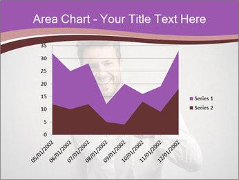 Handsome man PowerPoint Templates - Slide 53
