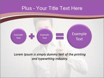 Handsome man PowerPoint Templates - Slide 75