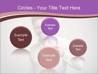 Handsome man PowerPoint Templates - Slide 77