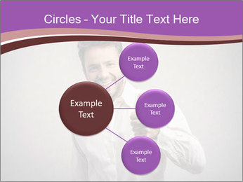 Handsome man PowerPoint Templates - Slide 79