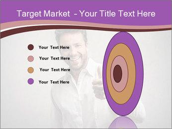 Handsome man PowerPoint Templates - Slide 84