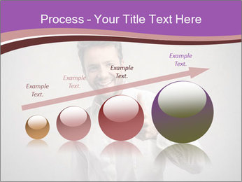 Handsome man PowerPoint Templates - Slide 87