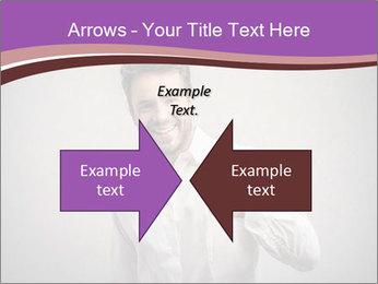 Handsome man PowerPoint Templates - Slide 90