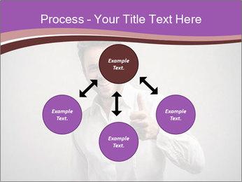 Handsome man PowerPoint Templates - Slide 91