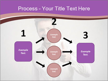 Handsome man PowerPoint Templates - Slide 92