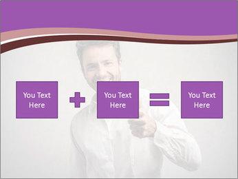 Handsome man PowerPoint Templates - Slide 95