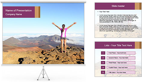 0000086613 PowerPoint Template