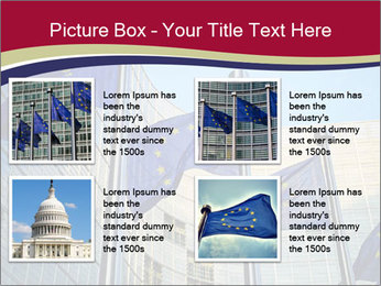 EU flags PowerPoint Templates - Slide 14