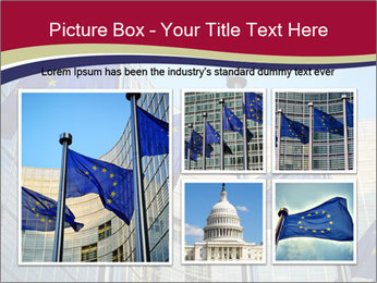 EU flags PowerPoint Templates - Slide 19