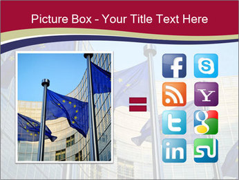 EU flags PowerPoint Templates - Slide 21