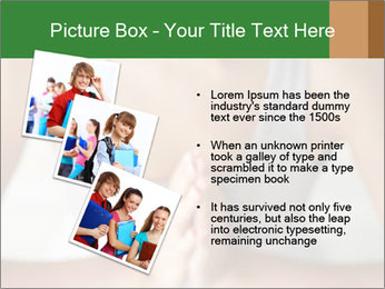 Woman doing yoga PowerPoint Templates - Slide 17