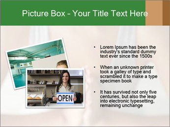 Woman doing yoga PowerPoint Templates - Slide 20