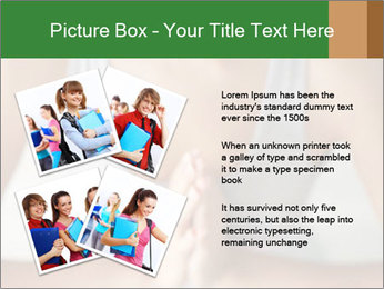Woman doing yoga PowerPoint Templates - Slide 23