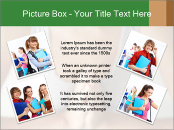 Woman doing yoga PowerPoint Templates - Slide 24