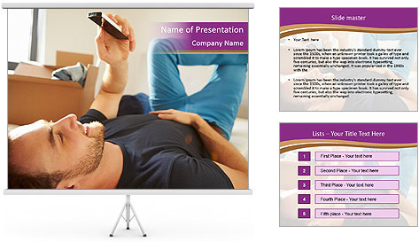 0000086642 PowerPoint Template