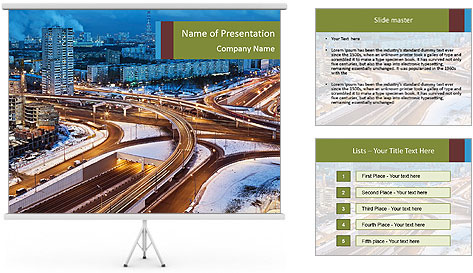 0000086646 PowerPoint Template