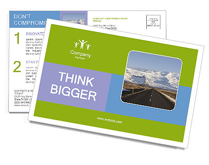 0000086647 Postcard Template