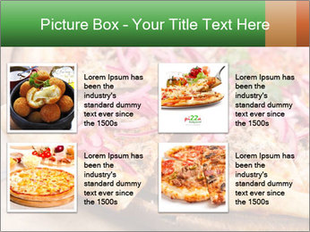 Pizza PowerPoint Template - Slide 14