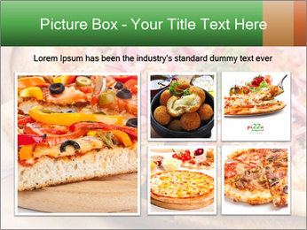 Pizza PowerPoint Template - Slide 19