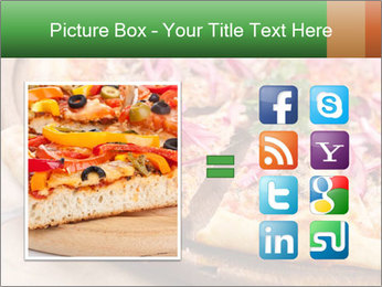 Pizza PowerPoint Template - Slide 21