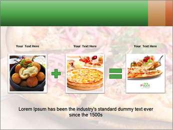 Pizza PowerPoint Template - Slide 22