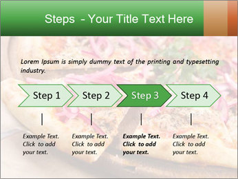 Pizza PowerPoint Template - Slide 4
