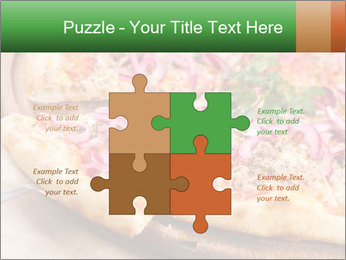 Pizza PowerPoint Template - Slide 43