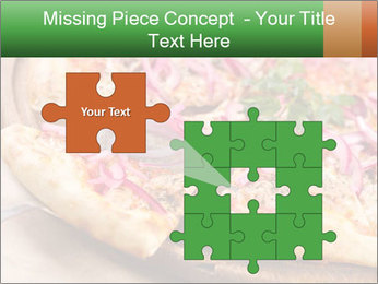 Pizza PowerPoint Template - Slide 45