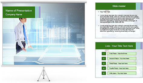 0000086655 PowerPoint Template