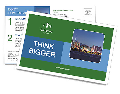 0000086658 Postcard Template