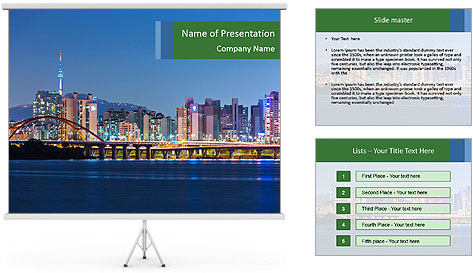 0000086658 PowerPoint Template