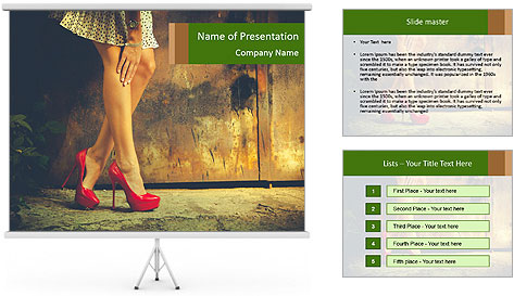 0000086668 PowerPoint Template