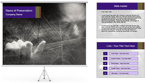 0000086675 PowerPoint Template
