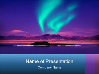 0000086676 PowerPoint Template - Slide 1