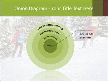A ski patrol helping PowerPoint Templates - Slide 61