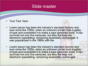 0000086678 PowerPoint Templates - Slide 2