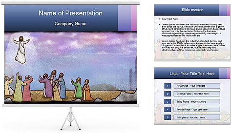 0000086681 PowerPoint Template
