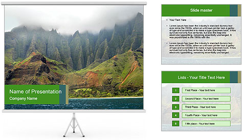 0000086685 PowerPoint Template