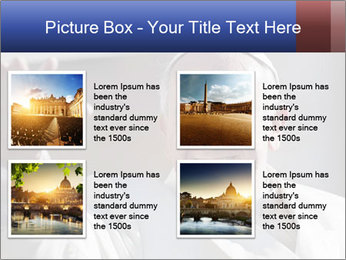 Vatican PowerPoint Template - Slide 14