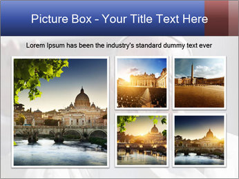 Vatican PowerPoint Template - Slide 19
