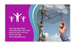 0000086701 Business Card Template