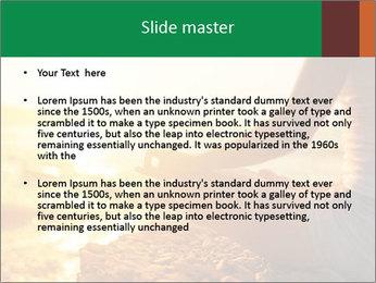 0000086705 PowerPoint Template - Slide 2
