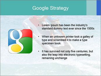 Man on jetski jump PowerPoint Template - Slide 10