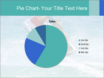Man on jetski jump PowerPoint Template - Slide 36